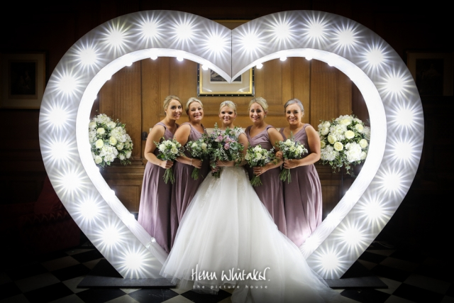 Light up your Venue Loveheart