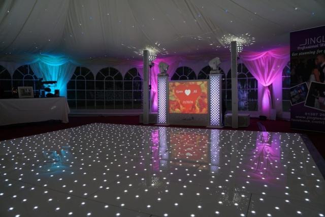 Light up your Venue Dancefloor